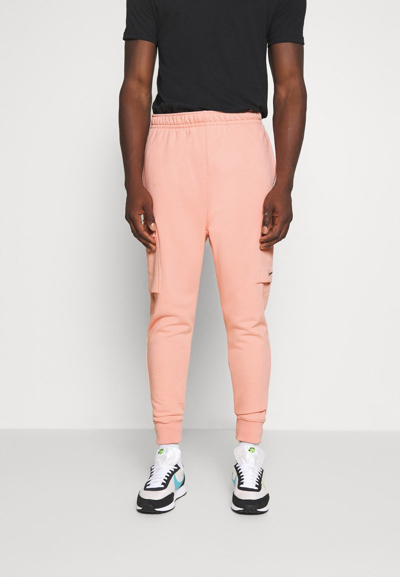 Nike Sportswear - PANT CARGO - Tracksuit bottoms - pink quartz