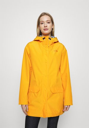 LIBERTY WOODMONT RAIN JACKET - Waterproof jacket - summit gold