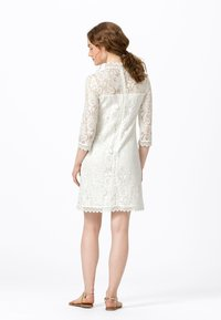 HALLHUBER - Cocktail dress / Party dress - offwhite - 1