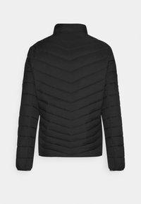 Calvin Klein - CRINKLE LINER - Light jacket - black - 1