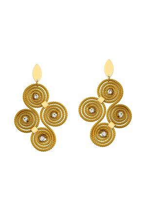 AGNES - Earrings - gold