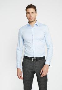 OLYMP - OLYMP NO.6 SUPER SLIM FIT - Formal shirt - bleu - 0