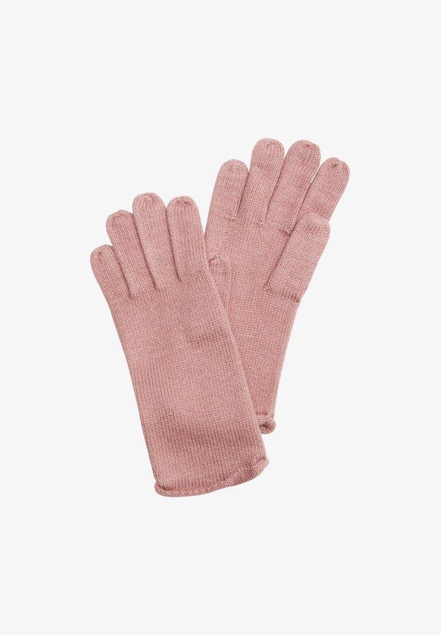 Gloves - light pink