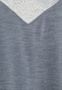 Etam - WARM DAY DEBARDEUR - Pyjama top - marine - 5