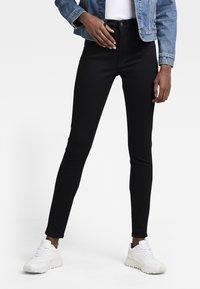 G-Star - G-STAR SHAPE HIGH SUPER SKINNY - Jeans Skinny Fit - rinsed - 0