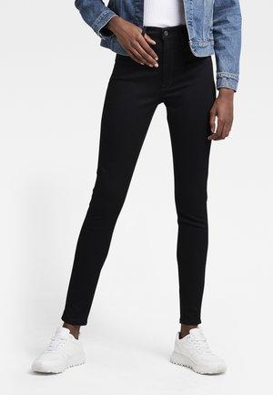 G-STAR SHAPE HIGH SUPER SKINNY - Jeans Skinny - rinsed