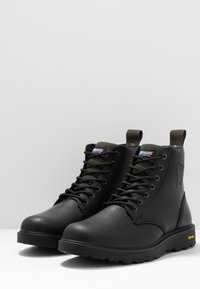 Blauer - GUANTAMO - Lace-up ankle boots - black - 2