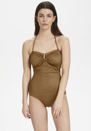 KELLYGZ - Swimsuit - toffee