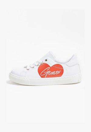 ELLIE - Sneakers laag - weiß