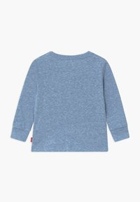 Levi's® - BATWING TEE UNISEX - Long sleeved top - mottled blue - 1