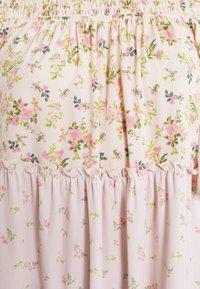 River Island - BARDOT MIDI DRESS - Robe longue - pink - 6