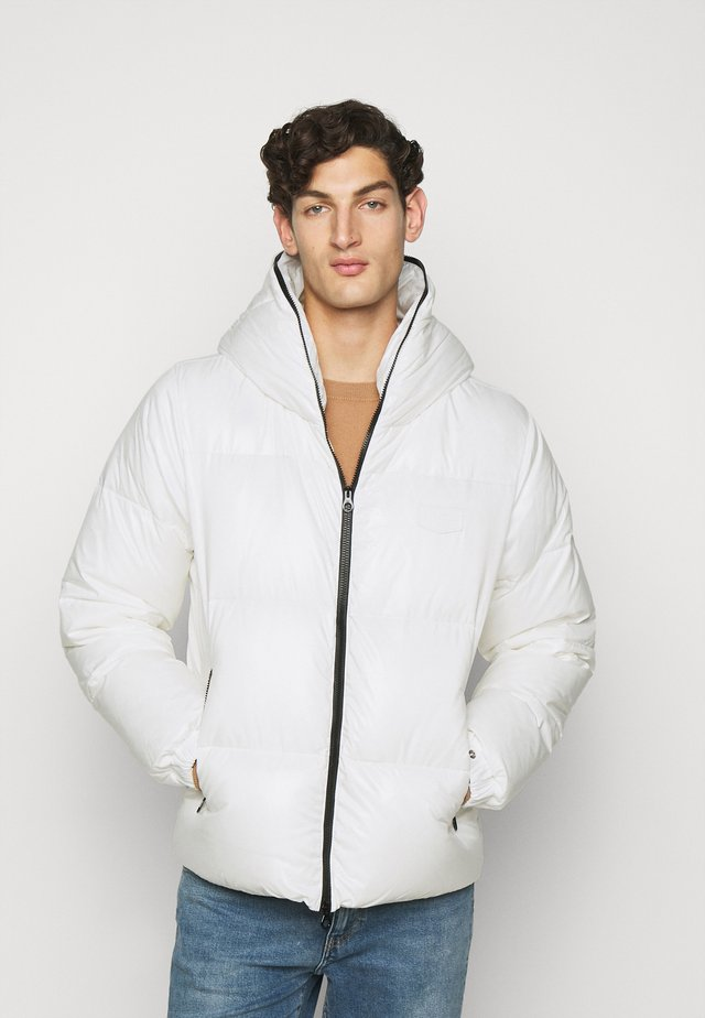AUVATRE - Down jacket - bianco neve