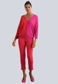 Alba Moda - Jumper - rot,pink - 1