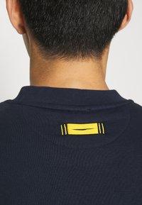 Blauer - C NECK LOGO - Sweater - navy - 5