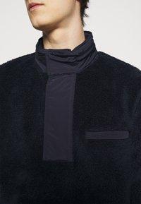 Theory - COLLINS ZIP - Fleece jacket - dark blue - 4