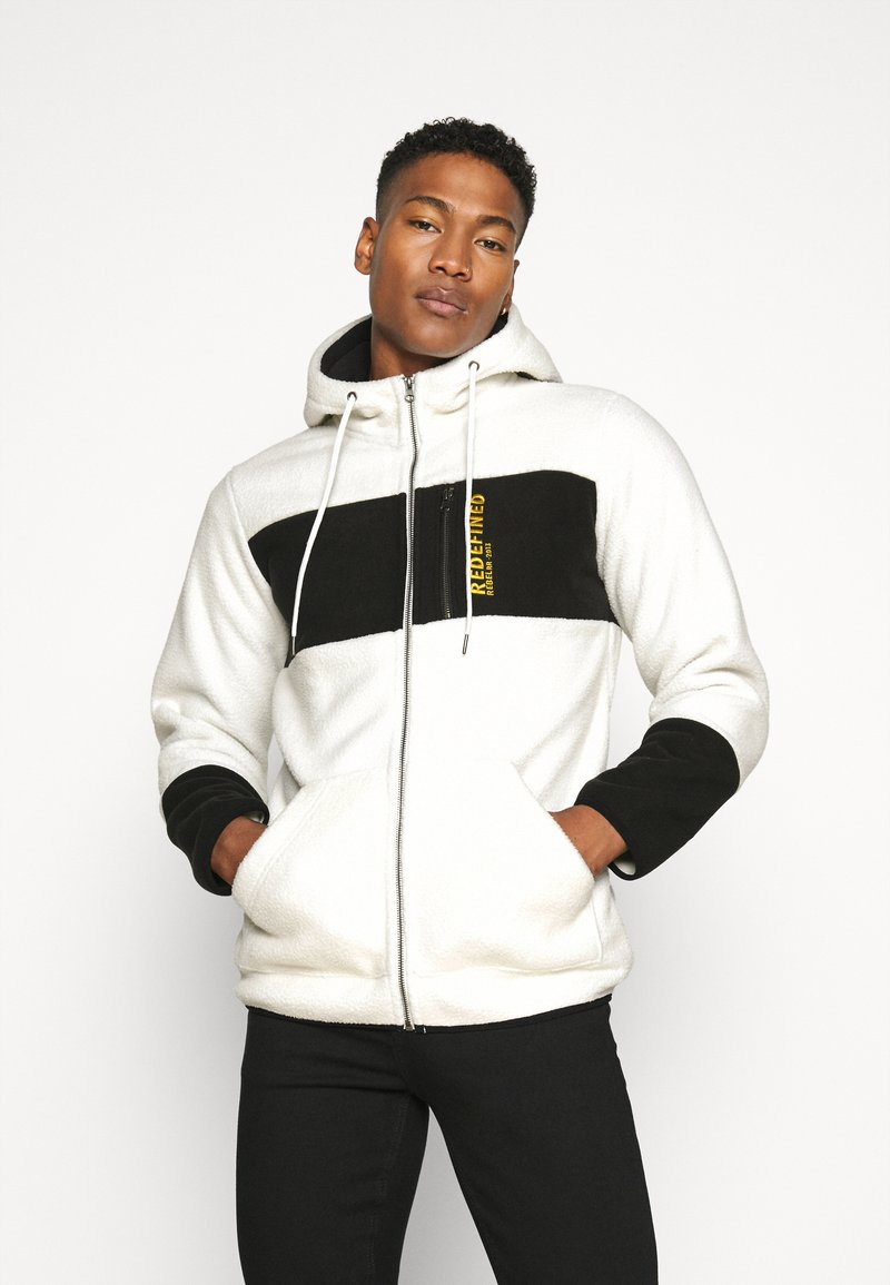 Redefined Rebel - ORLANDO JACKET - Tunn jacka - offwhite
