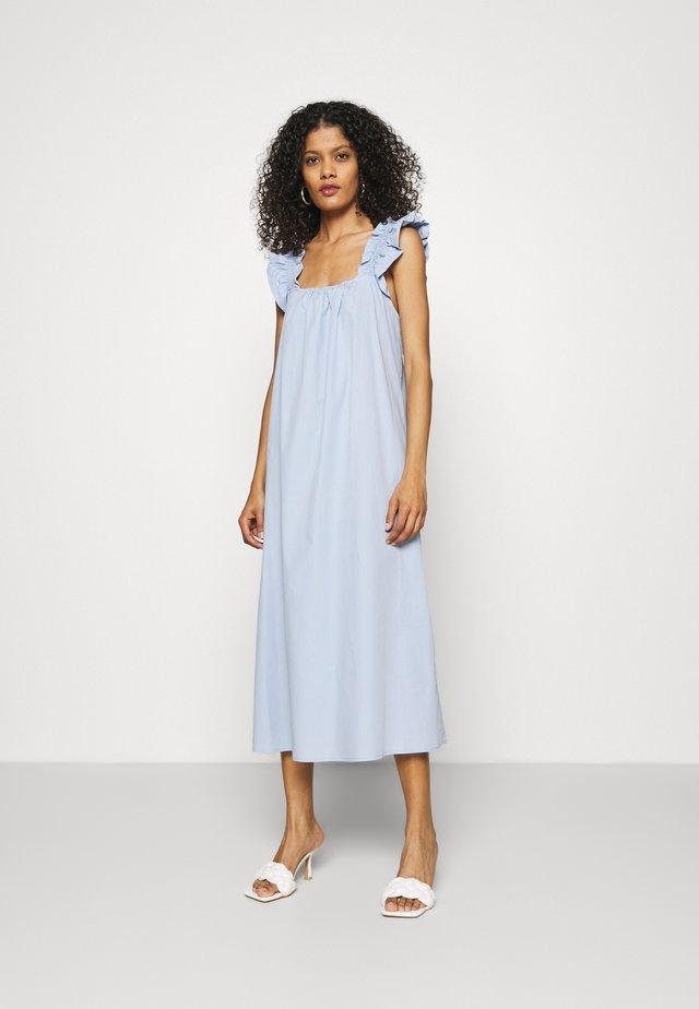 GILL DRESS - Sukienka letnia - brunnera blue