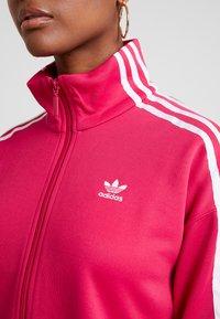 adidas Originals - TRACKTOP - Veste de survêtement - energy pink - 5
