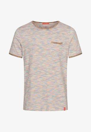MARIO - Print T-shirt - orange