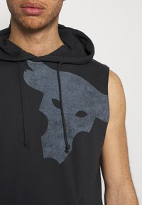 Under Armour - ROCK TERRY BULL - Sweatshirt - black - 4