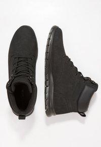 YOURTURN - Sneakers hoog - black - 1
