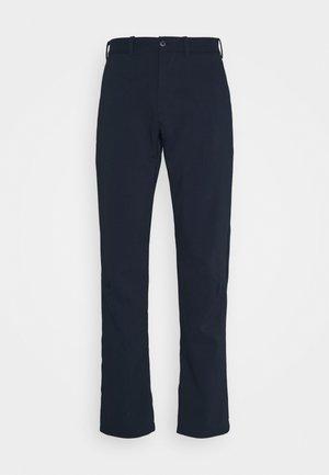 AERIAL PANTS - Tygbyxor - blue