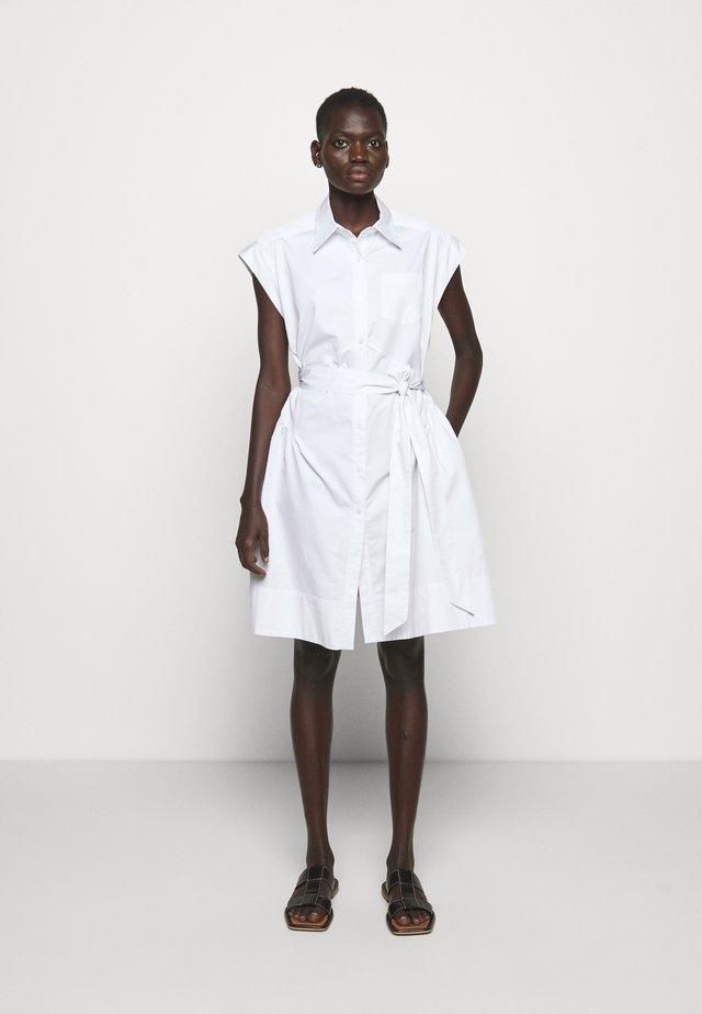 HANNAH - Shirt dress - white