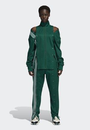 Ivy Park 4 All 3 Stripe Track  - Training jacket - darkgreen