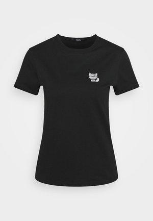 MINI 3D IKONIK CHOUPETTE TEE - T-shirt print - black