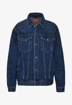 PHIL JACKET - Denim jacket - vintage blue painted