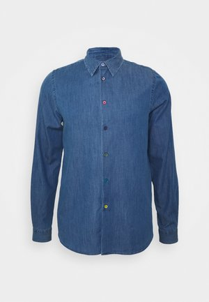 TAILORED FIT - Shirt - raw denim