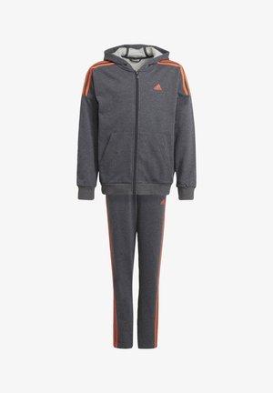 Zip-up sweatshirt - grey
