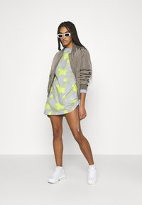 Nike Sportswear - DRESS - Jersey dress - barely green - 1