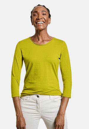 3/4 ARM  - Long sleeved top - kiwi