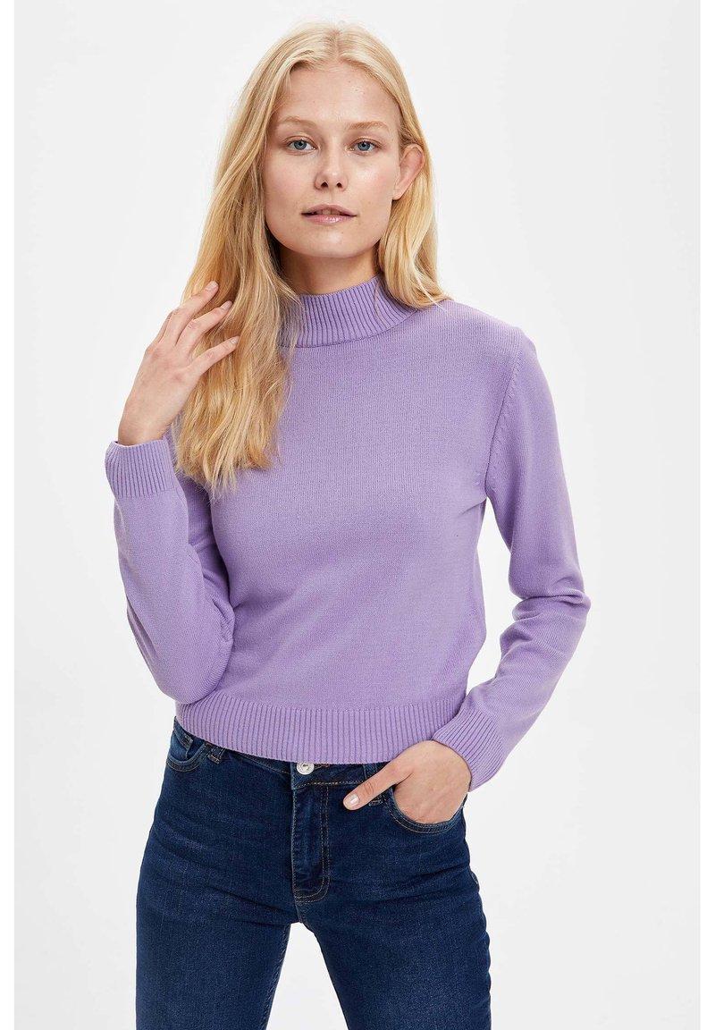 DeFacto - Jumper - purple