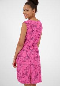 alife & kickin - Day dress - fuchsia - 2