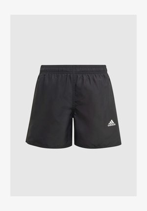 BADGE OF SPORT PRIMEGREEN REGULAR SWIM SHORTS - Swimming shorts - black