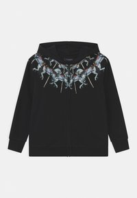 Marcelo Burlon - FULL ZIP HORSES - Zip-up hoodie - nero - 0