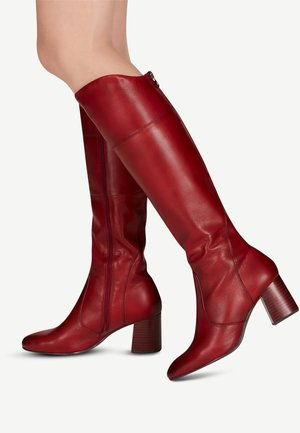 BOOTS - Boots - red