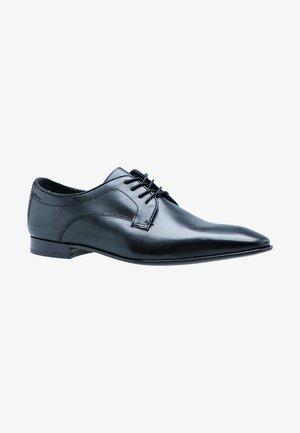 ALAN  - Zapatos con cordones - black
