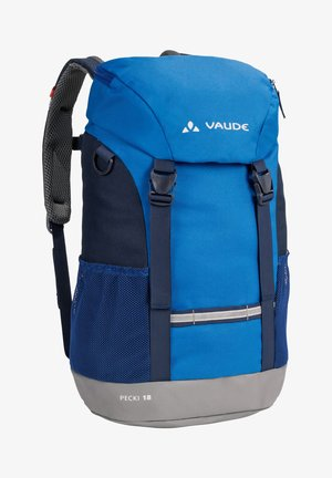 PECKI 18 - Backpack - blue