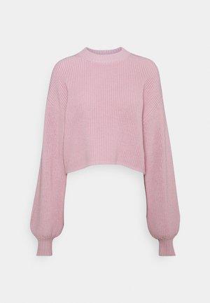 Jumper - pink light