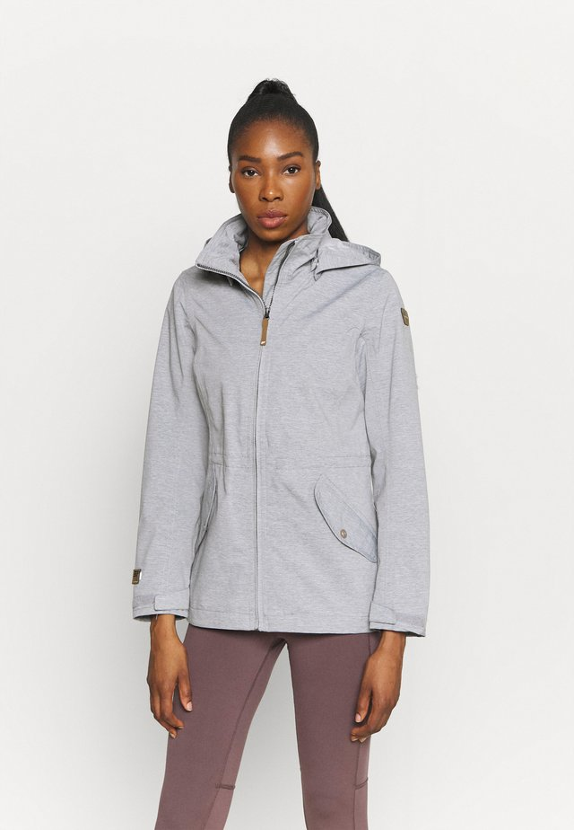 VALENCE - Giacca outdoor - grey