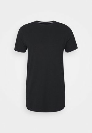 DEW LONG - T-shirt - bas - black