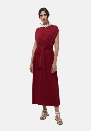 Maxi dress - rosso