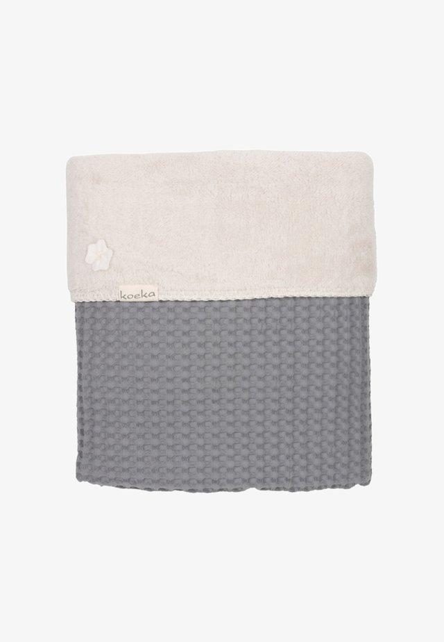 OSLO - Baby blanket - grey