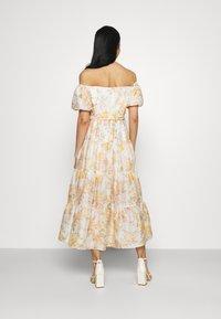 Forever New - LIA OFF SHOULDER TIERED MIDI DRESS - Maxi dress - vintage splendor - 2