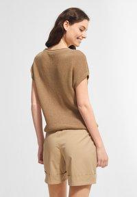 comma casual identity - Print T-shirt - sand - 1