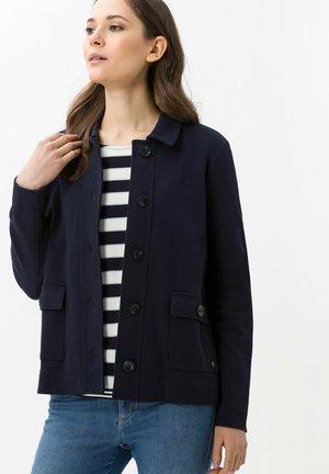 STYLE BETTE - Summer jacket - navy