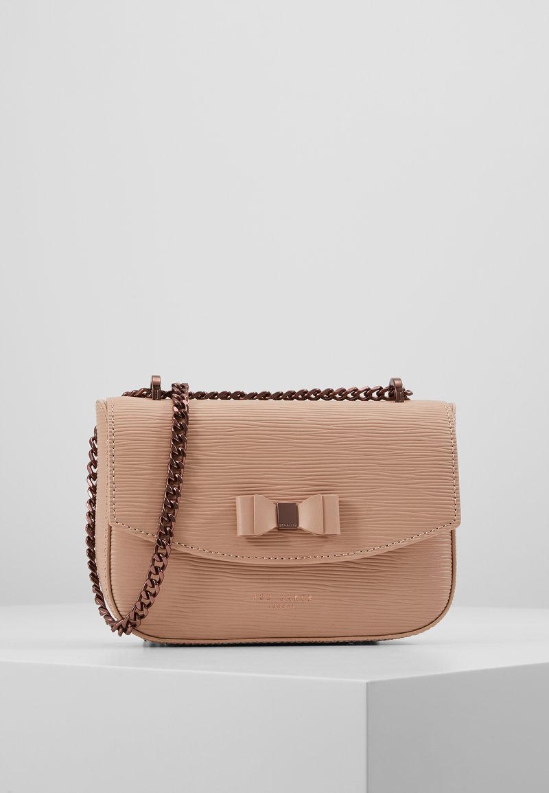 Ted Baker - DAISSY - Across body bag - taupe